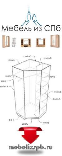 Корпусная мебель эконом класса спб