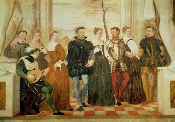Афиша Хабаровск Вечер европейского танца и культуры XVI века