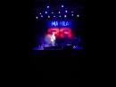 На концерте Д Билана