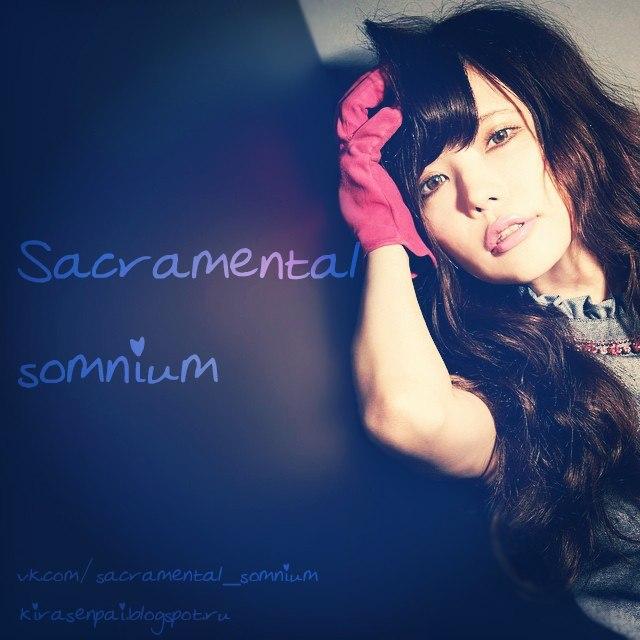 vk.com/sacramental_somnium