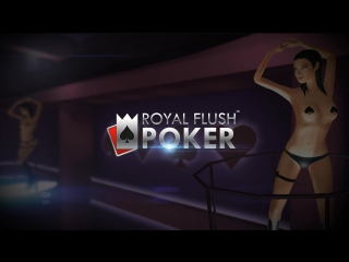 Royal Flush Poker Intro