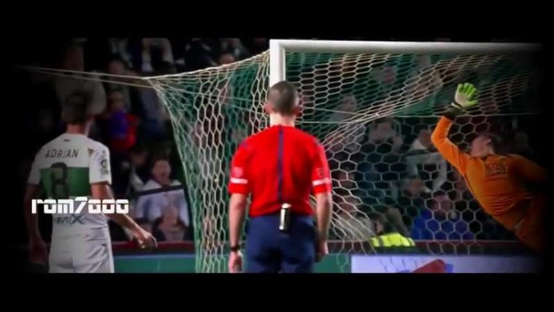 Противостояние Месси vs Роналдо 2015.