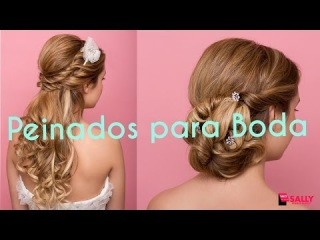 Ideas de Peinados para Boda