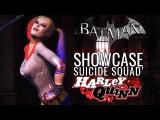 Batman Arkham City Mods - Suicide Squad' Harley Quinn - SHOWCASE