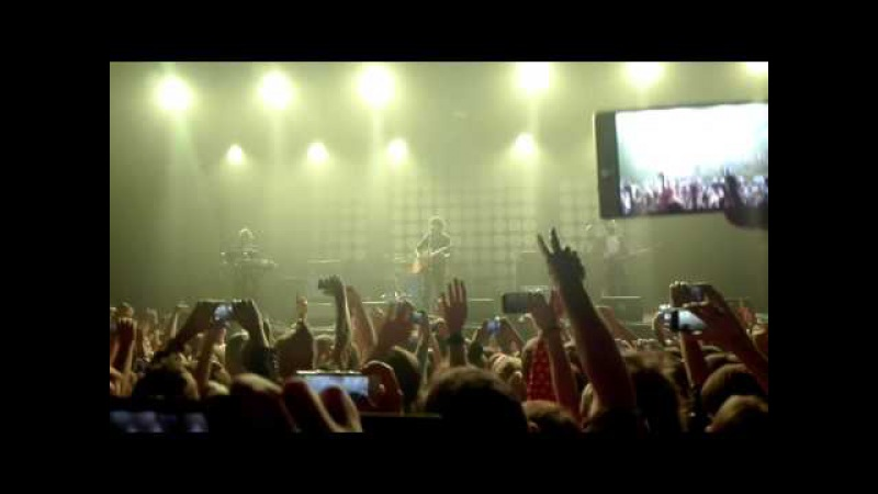 The Kooks - She Moves in Her Own Way (Saint Petersburg, A2, 07.11.2015)