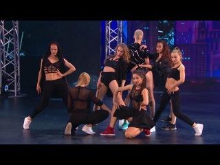 Танцы: Группа 2 (Бьянка - Sexy Frau) (сезон 2, серия 11)