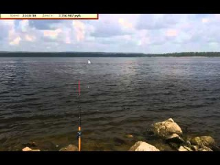 Русская рыбалка 3 (3.99) Ловля Жереха на Волге