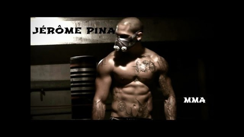 MMA Training Motivation by Jerome Pina ( VENUM )