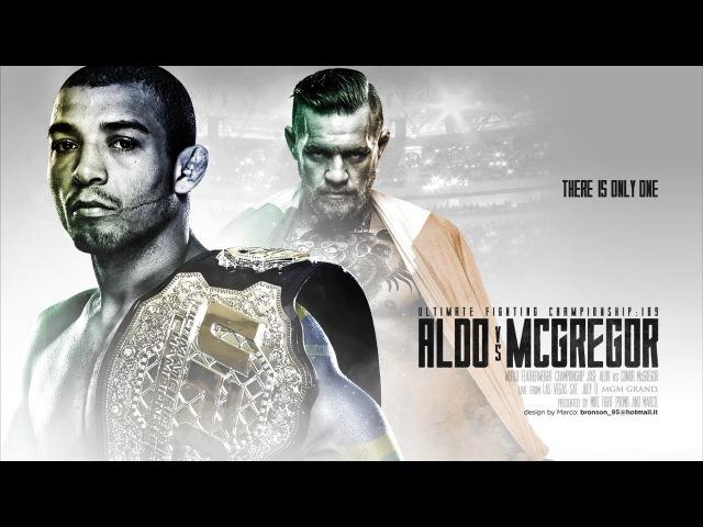 UFC 189: Aldo vs McGregor Trailer/Promo