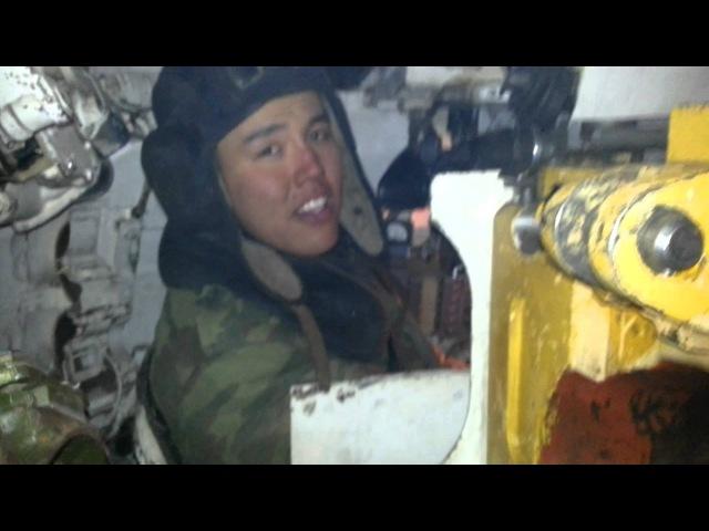 стрельба из танка Т 72 б