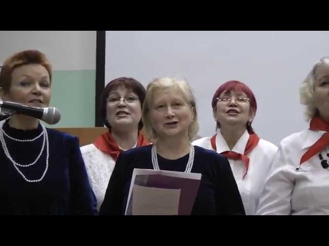 АВТОРСКАЯ ПЕСНЯ МУЗ.Ф.В.ГИНЗБУРГА, СЛ.М.Е.НАТОВИЧА