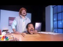 Jimmy Fallon Sings Hello with Lionel Richie's Head
