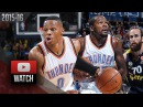 Kevin Durant Russell Westbrook Full PS Highlights vs Ulker (2015.10.09) - TOO SICK!