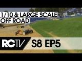 Off-Road соревнования - большой масштаб 4WD и 1:10 2WD