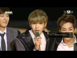 720P 131122 EXO's Speech for Album of the Year @ 2013 MAMA in HK