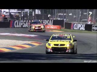 V8 Supercars in Super Slow Motion