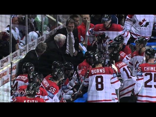 Big Red Machine Россия Канада 100 лет хоккею финал ЧМ мира 2008 вспомним как это было!