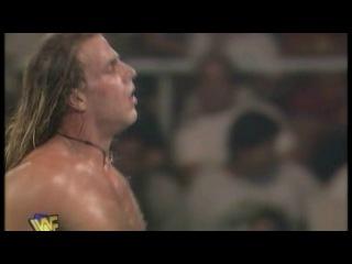 Гробовщик vs. Шон Майклз (Первый матч) - WWF In Your House: Ground Zero (1997)