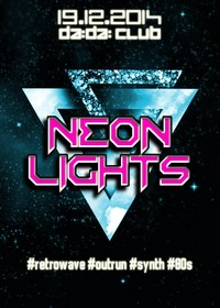 NEON LIGHTS PARTY