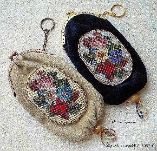 Вышивка бисером от Ольги Орловой из Санкт-Петербурга