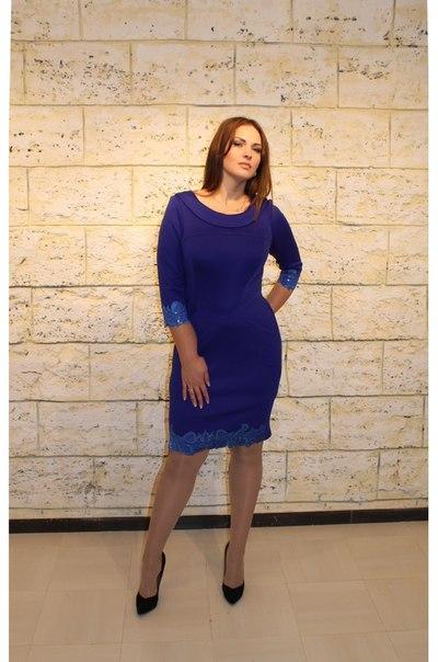 стильное платье на каждый день купить