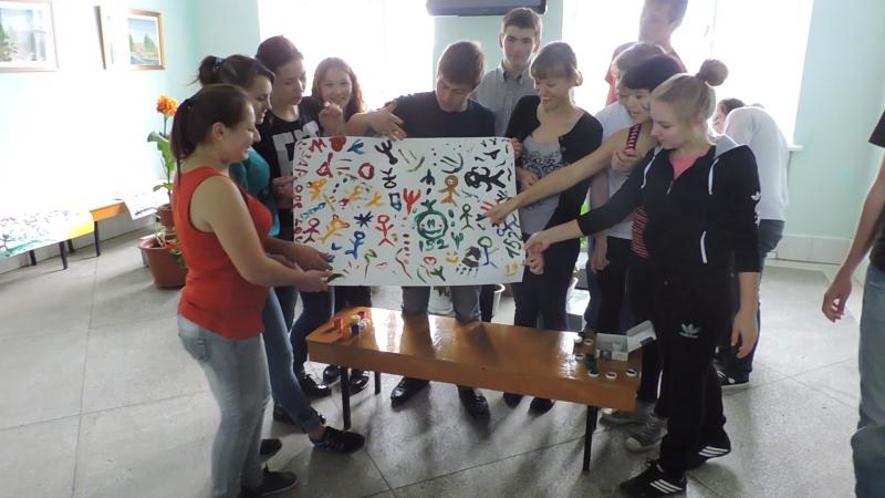 Посвящение КПиП 23 09 15 152 группа Уроки рисования часть 2