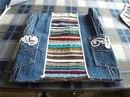 сумка женская к джинсам