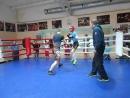 Бокс-Антонов Артем 1 раунд