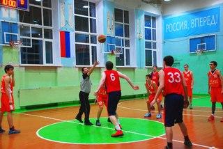 22.12.2014 /Уральские Бизоны - УрГЮА/