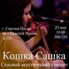 Концерт Кошки Сашки в Сергиевом Посаде 23.05.15