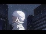 Tokyo Ghoul Final: Kaneki carries Hide (TK from Ling tosite sigure - Unravel (acoustic version)
