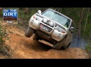 4x4 Dancing Pajero - Powerline Track, Lost City, Clarence NSW