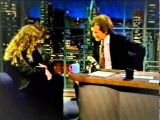 Late Show With David Letterman - Carol Kane &amp Steve Vai