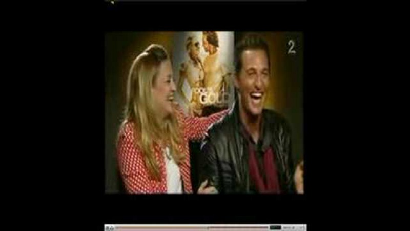 Kate Hudson and Matthew McConaughey goes crazy