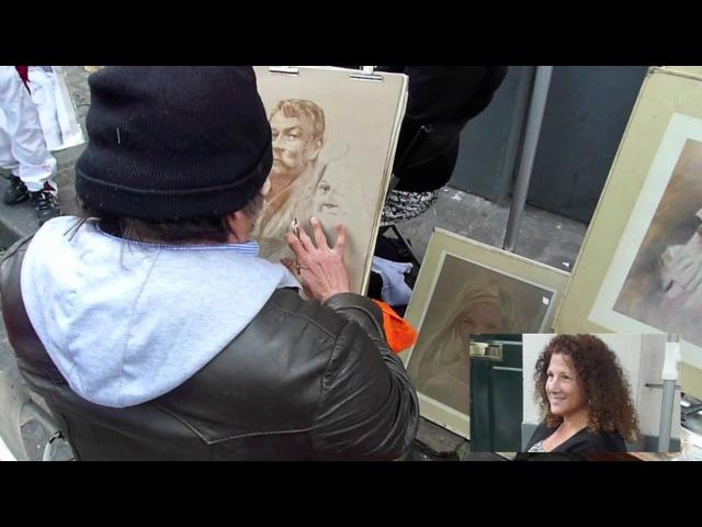 Paris-Montmartre-Artist