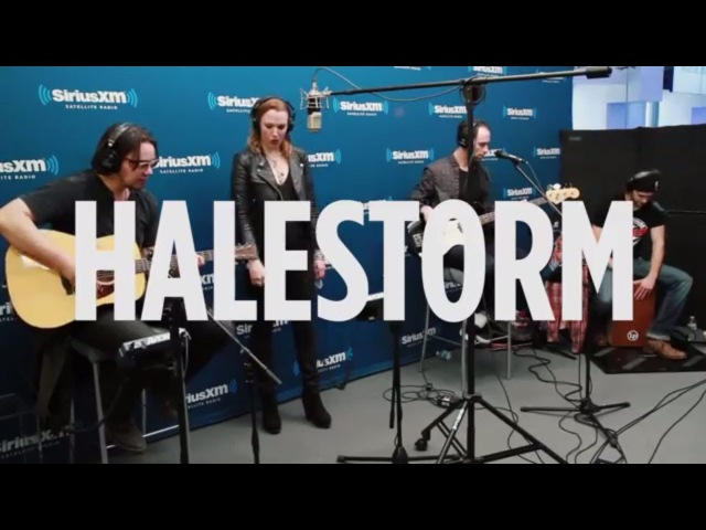 Halestorm Girl Crush Little Big Town Cover Live @ SiriusXM Octane