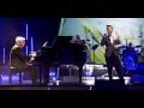 Raimonds Pauls un Normunds Rutulis - Nekur nav tik labi, kā mājās (G.Rača jubilejas koncerts )