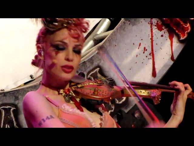 Emilie Autumn - Face The Wall | Corona Theatre , Montreal 15/02/11 | [HD]