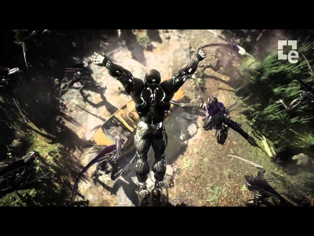 Crysis 3 Sharp Dressed Man Extended Commercial