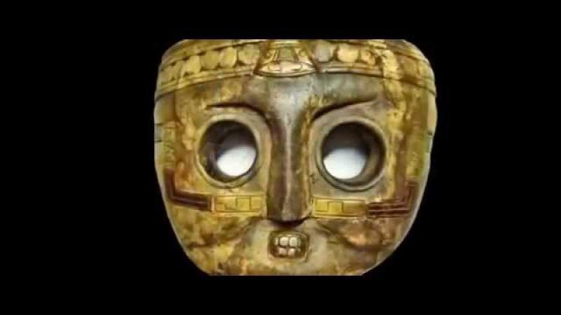 Необычные артефакты из Центральной Мексики