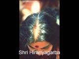 Adi Shakti giving mantras for sahasrara chakra