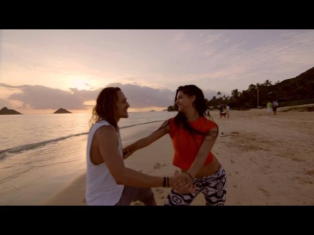 RẙClö Improv Zouk Dance on the Beach