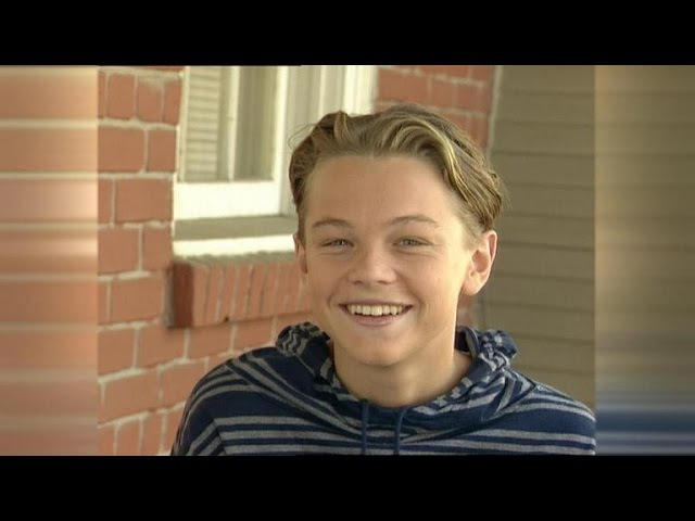 16-Year-Old Leonardo DiCaprio FIRST Interview!