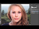 Photoshop Retouching & Frequency Separationlmk