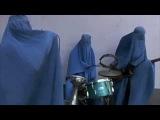 Burka Blue  No Burka !