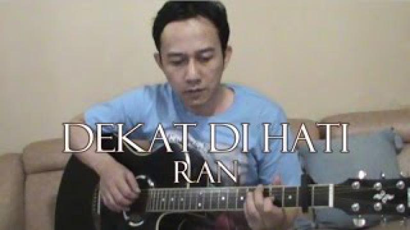 RAN Dekat Di Hati Fingerstyle Guitar Cover RulliGuitar