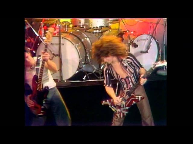 Van Halen Runnin' with the Devil