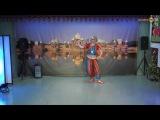 «И растает в сердце снег...». Студия индийского танца Одисси «Лиламрита» на БАЛАНС-ТВ