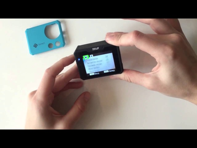 Обзор Экшн камеры - SlimCam C400 (Начни свой бизнес)