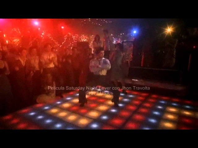 Bee Gees - You Should Be Dancing - Saturday Night Fever